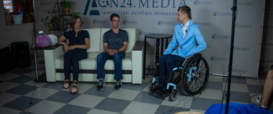 коляска инвалид телепередача