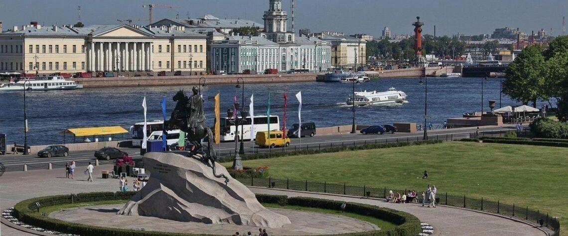 петербург туризм европа
