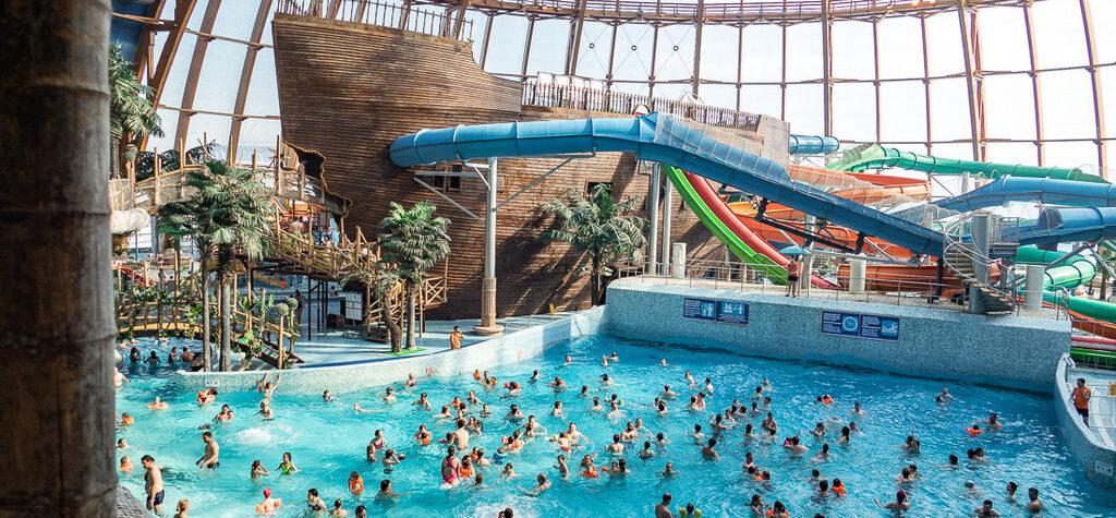 аквапарк питер лэнд и инвалиды