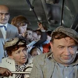 классика транспорта ленинградского кино