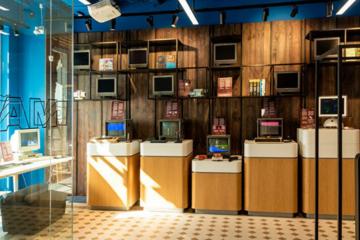 яндекс открыл музей на невском