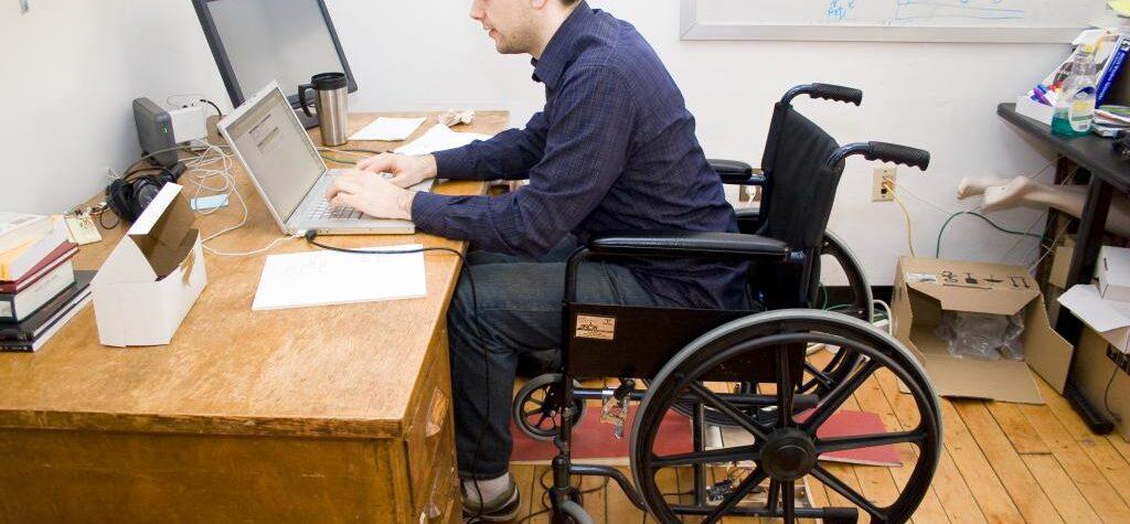 работа и инвалиды