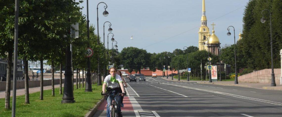 велосипеды в петербурге