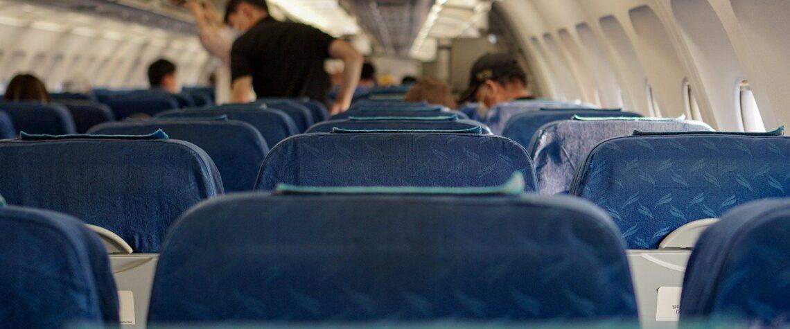 наблюдение в самолетах