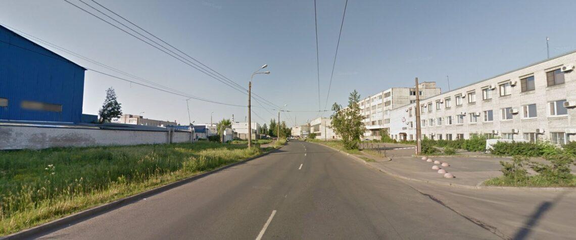 улица книпович