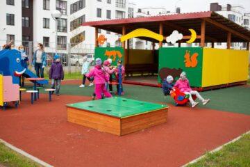 детский сад с бассейном