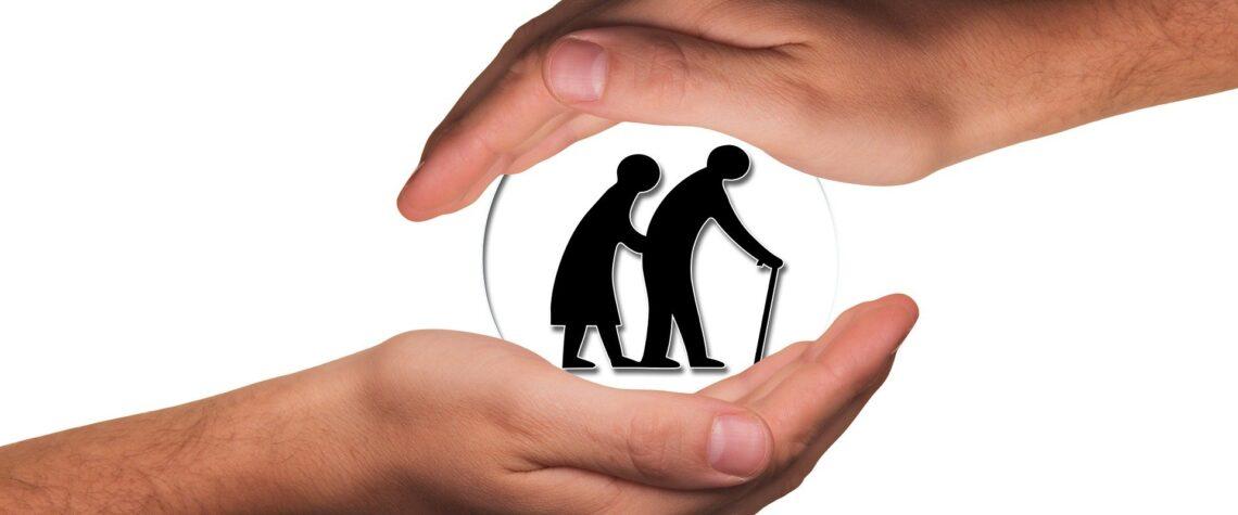 помощ инвалидам и пенсионерам