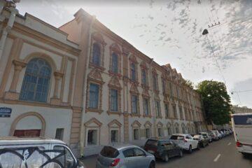 реконструкция библиотеки маяковского