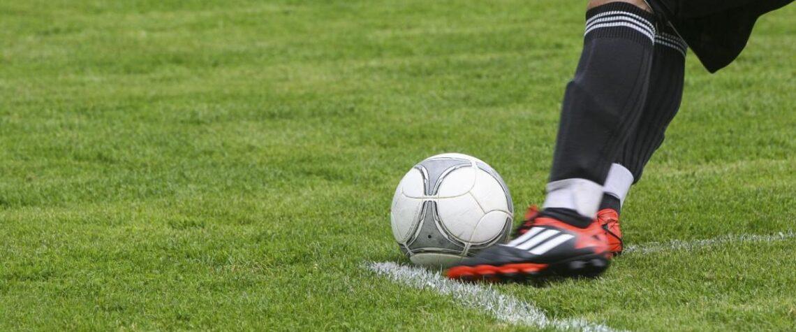 приморский район два футбольных поля