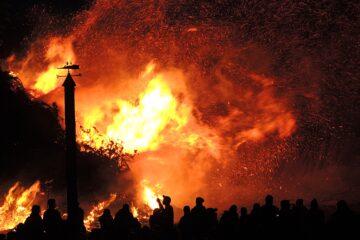 сгоревший хоспис под петербургом