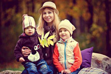 родители и дети