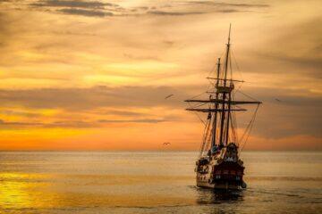 корабль со дна