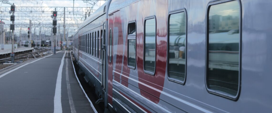 двухэтажные поезда