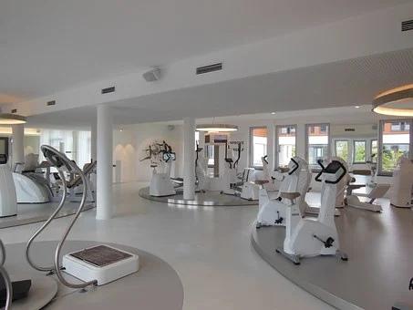 новый фитнес хаус на малой охте