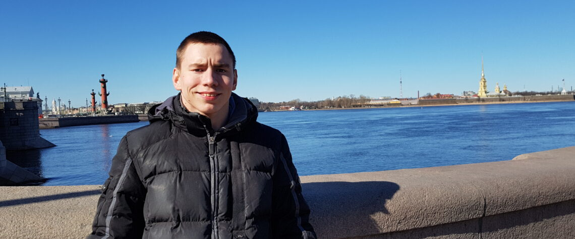 инвалиды и петербург