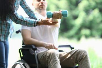 инвалиды и соц помощь