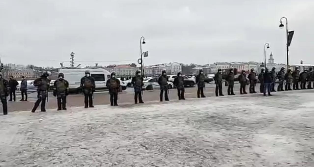 акция за навального