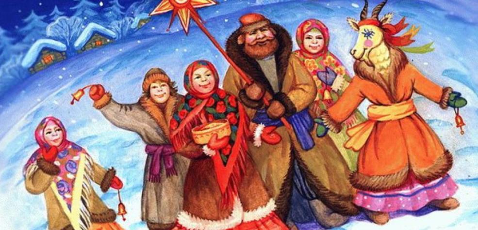 рождественские праздники