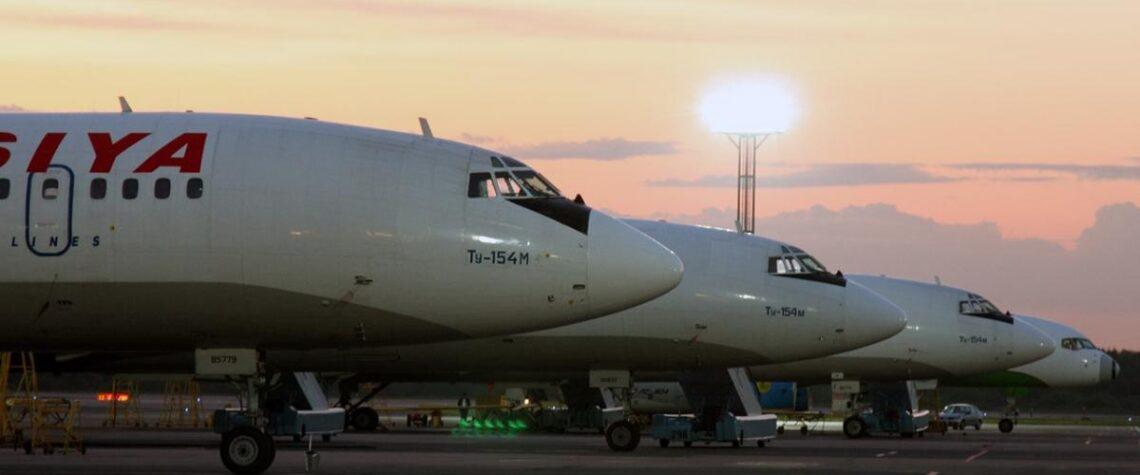 возобновлено авиасообщение