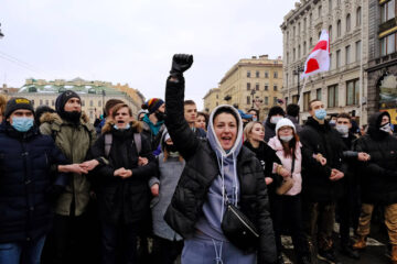 уголовные дела про протестам в поддержку навального