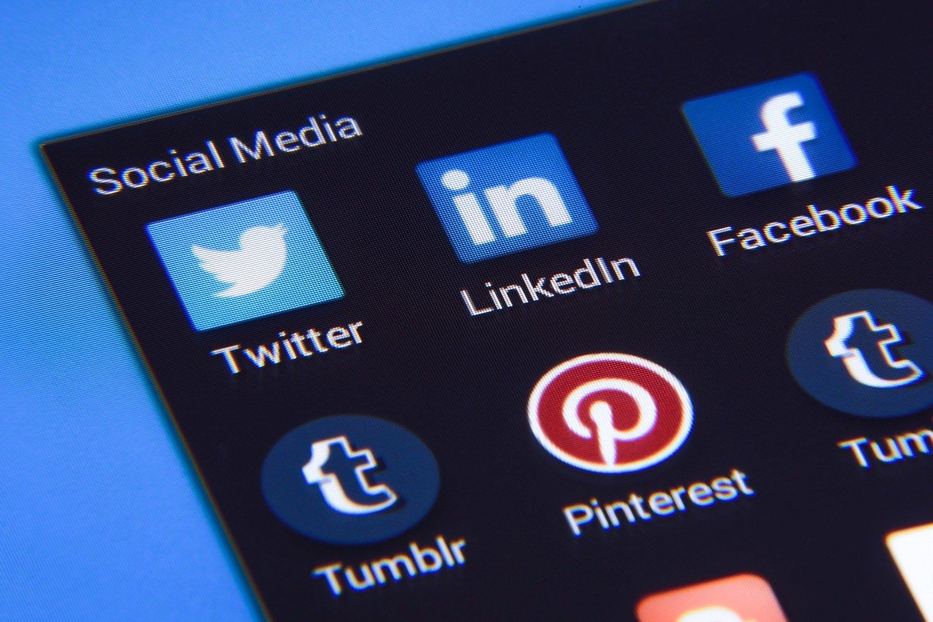 требования к социальным сетям