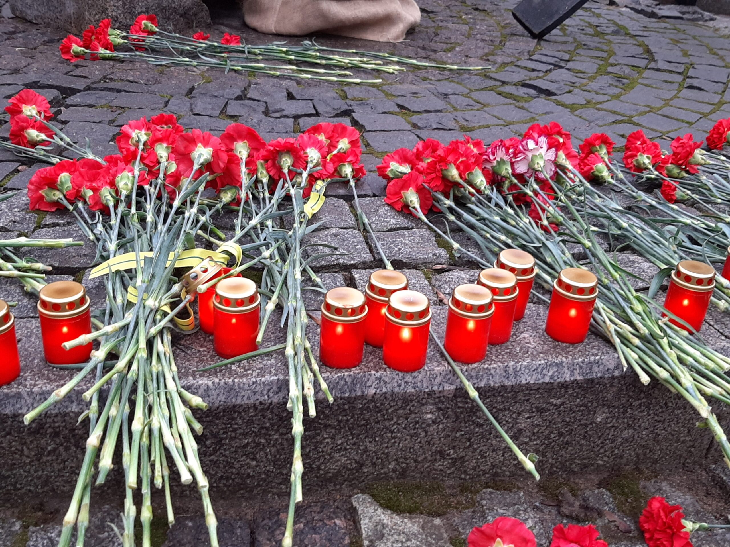 день снятия блокады ленинграда 27 января