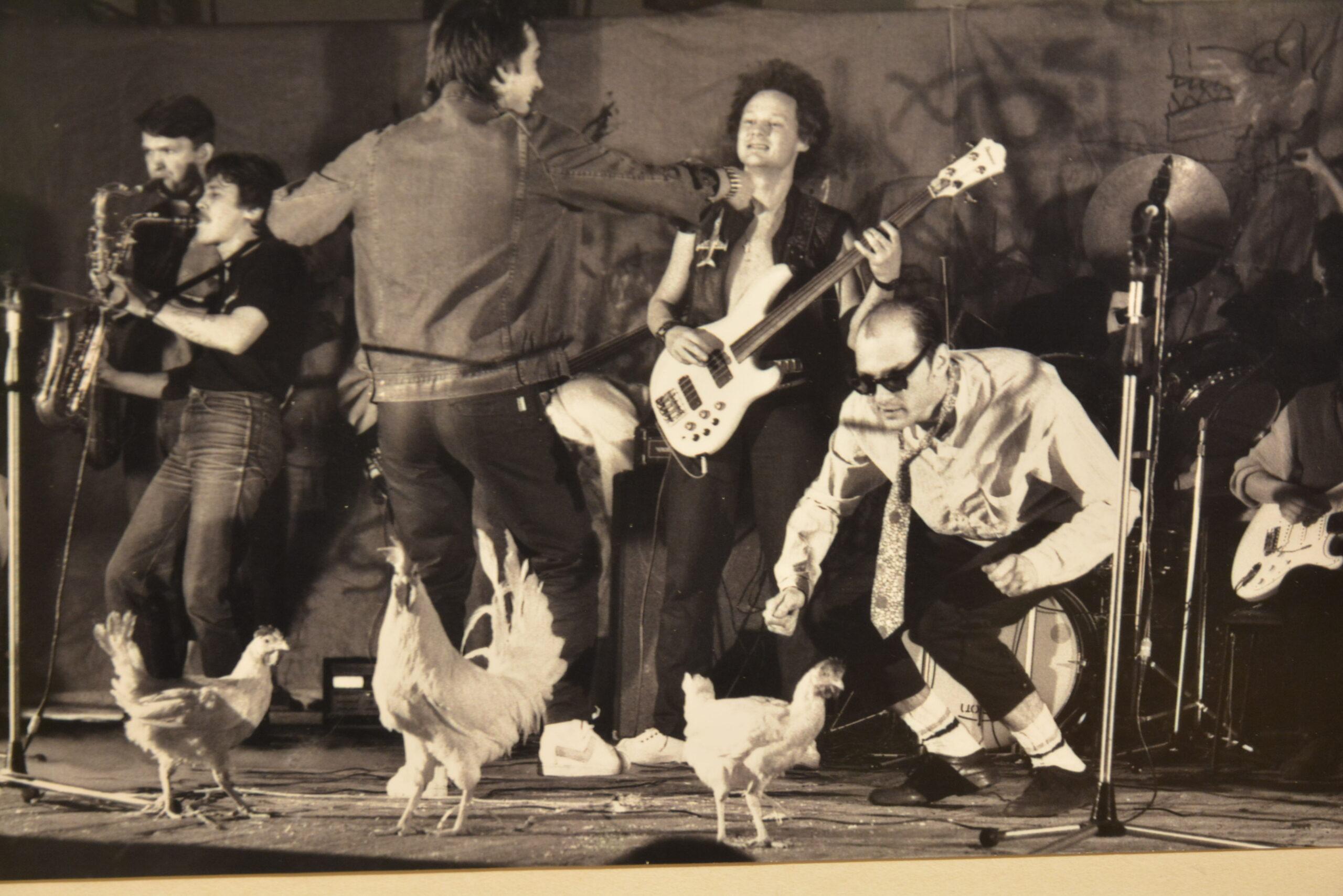 40 лет ленинградскому рок клубу