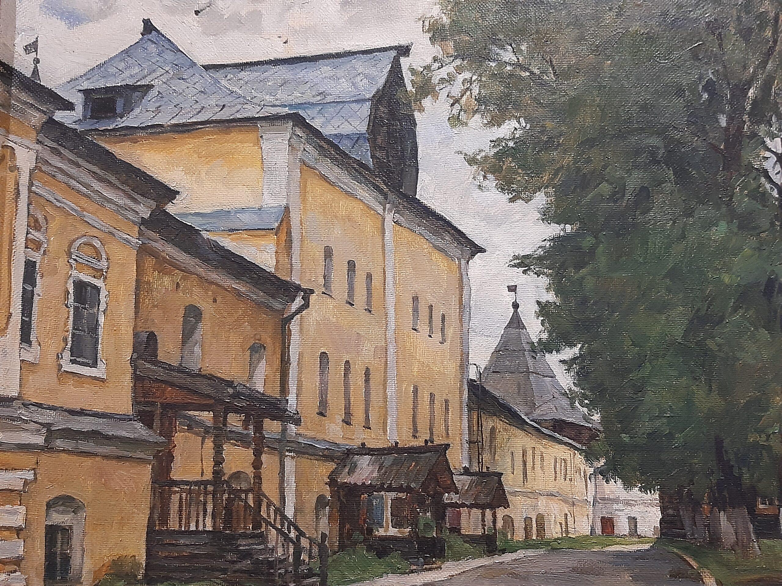 выставка памятники архитектуры прошлого в историческом парке
