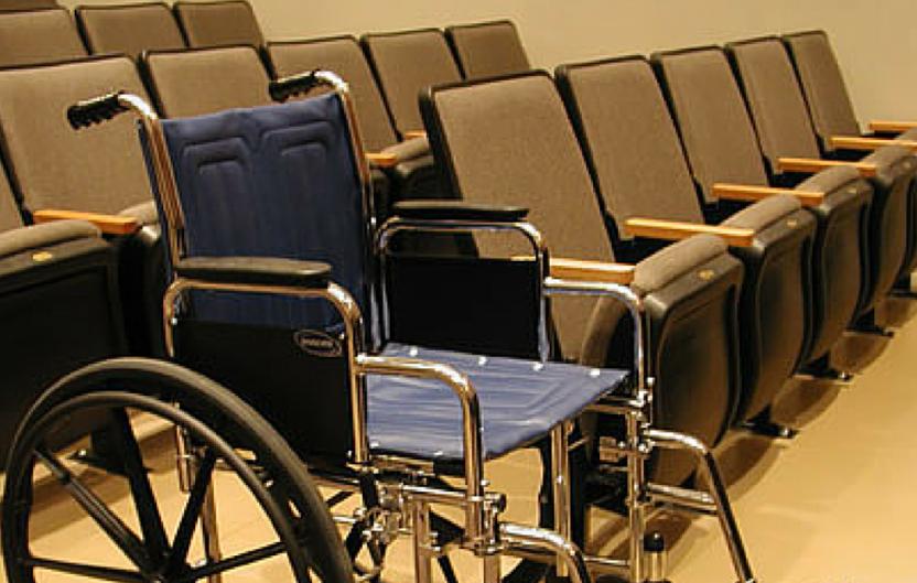 инвалид кинотеатр