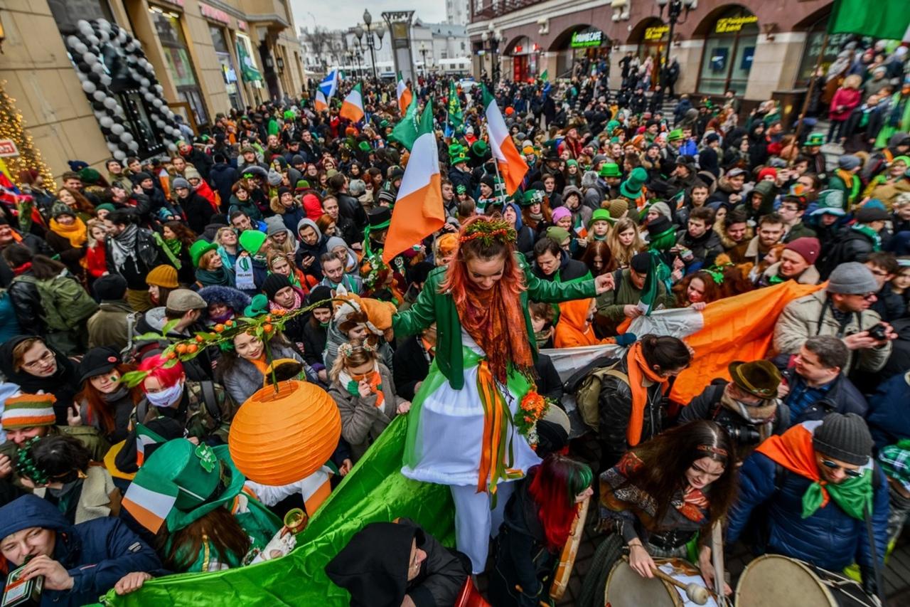неделя ирландии