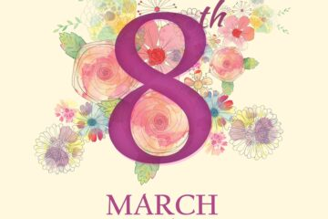 на 8 марта своими руками