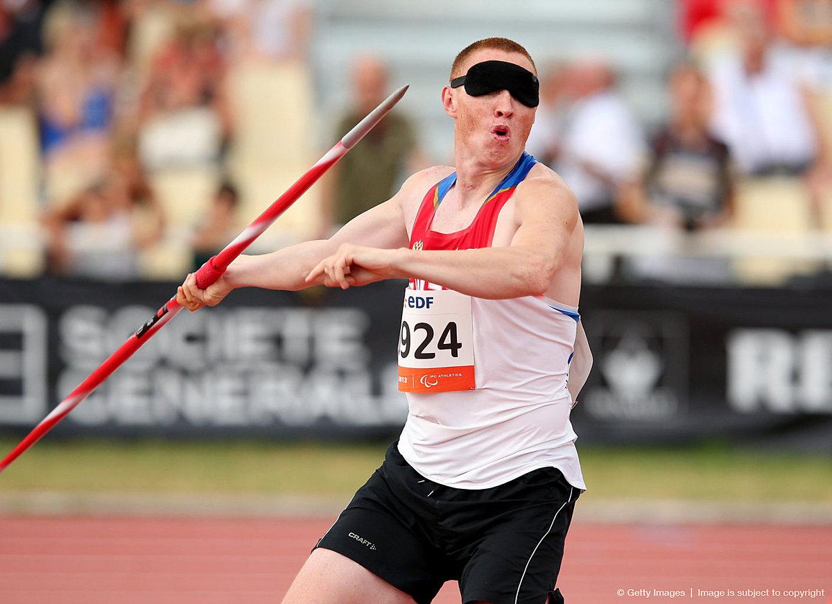 Рекорды спортсменов параолимпийцев