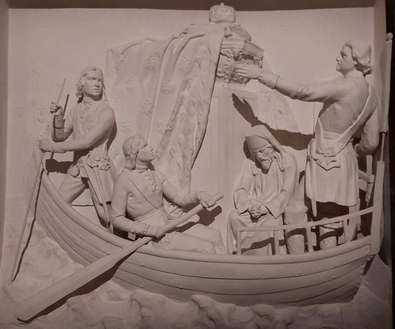 русская классическая скульптура от шубина до матвеева