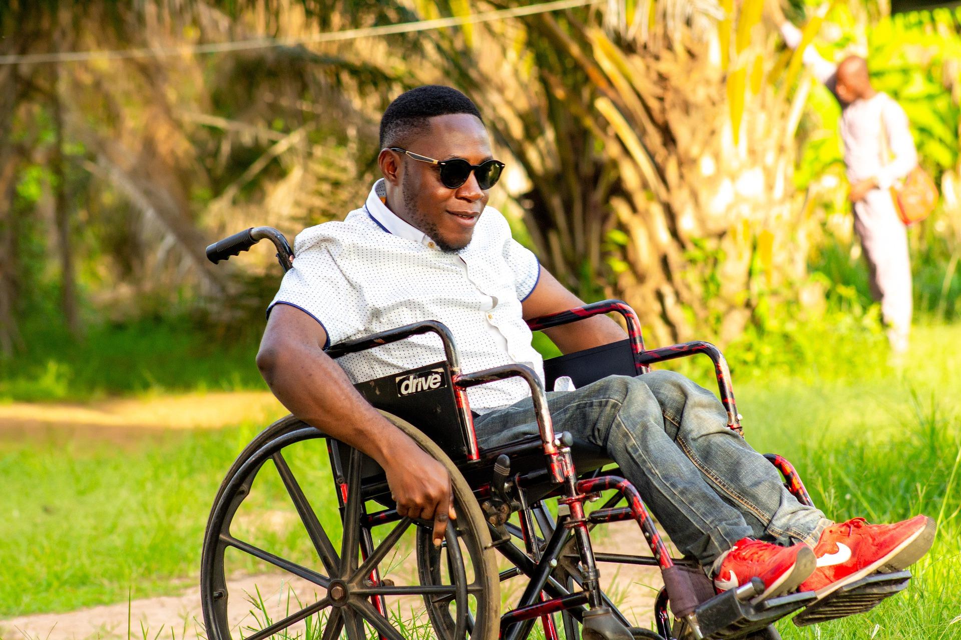 быть инвалидом