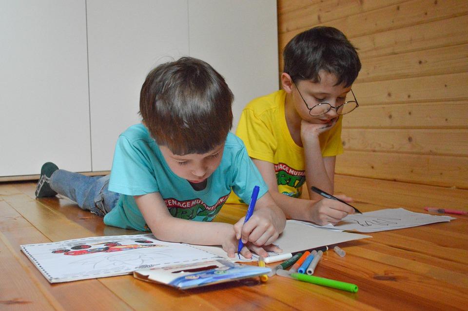 ребенок на домашнем обучении