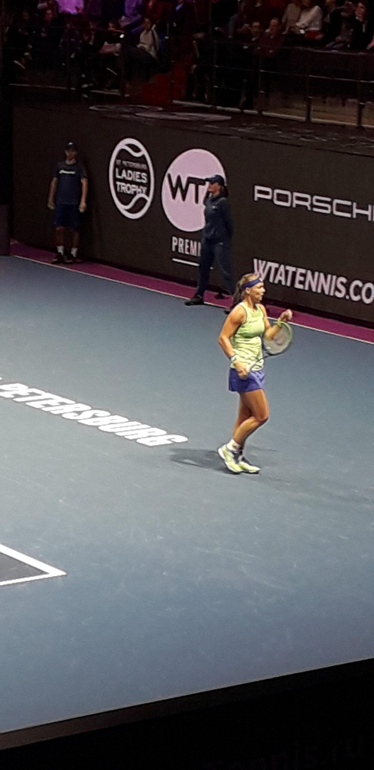 женский турнир по теннису