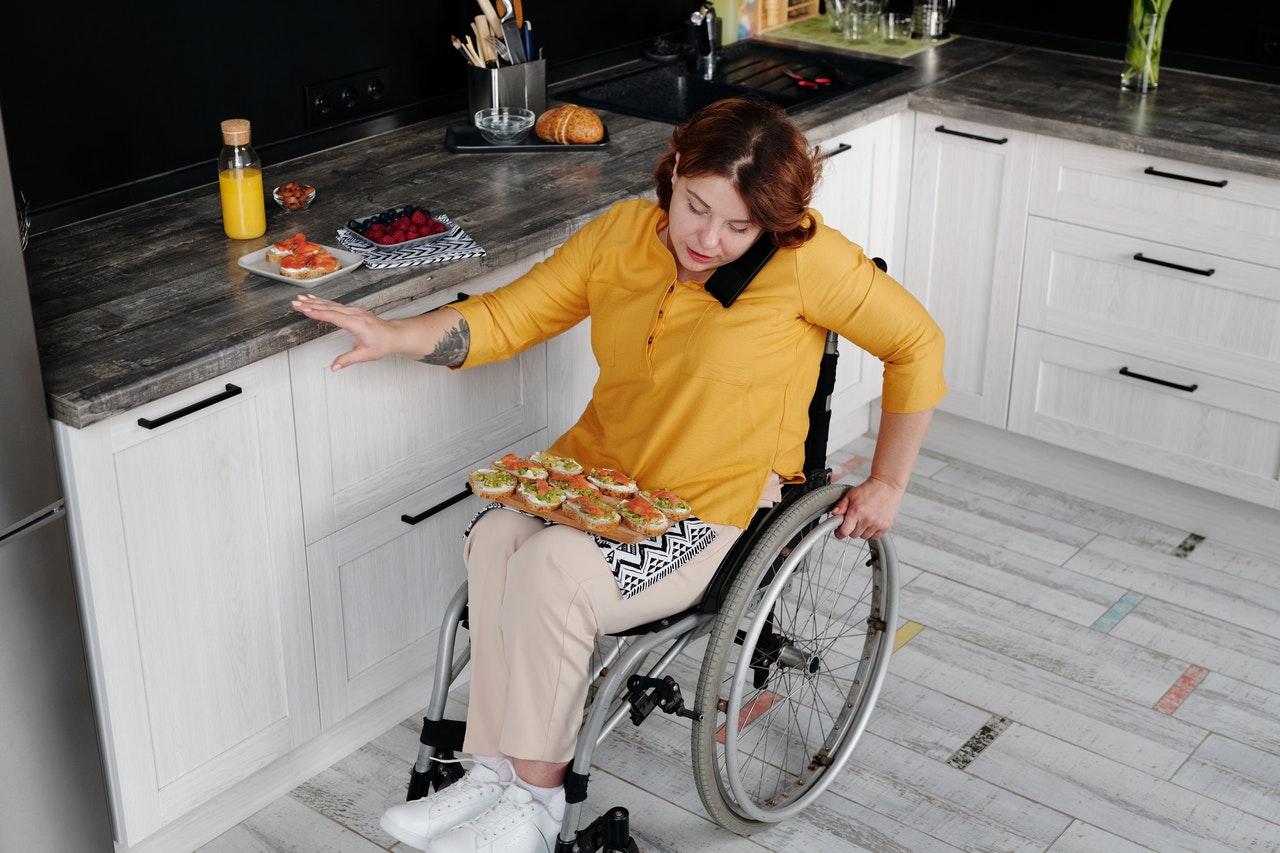 инвалид в быту