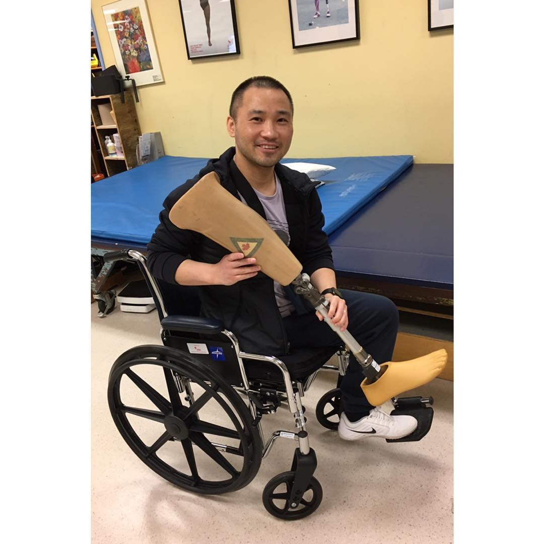инвалид азия