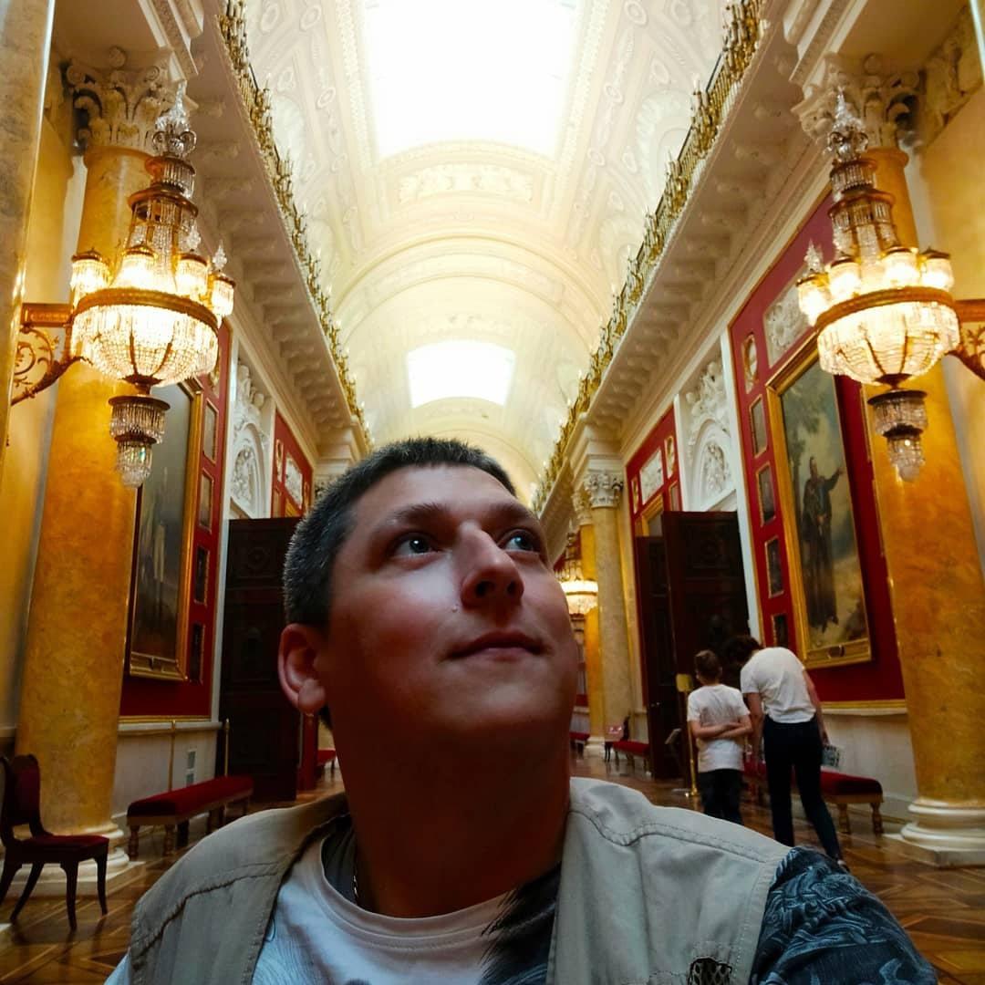 Эрмитаж Зимний дворец доступная среда