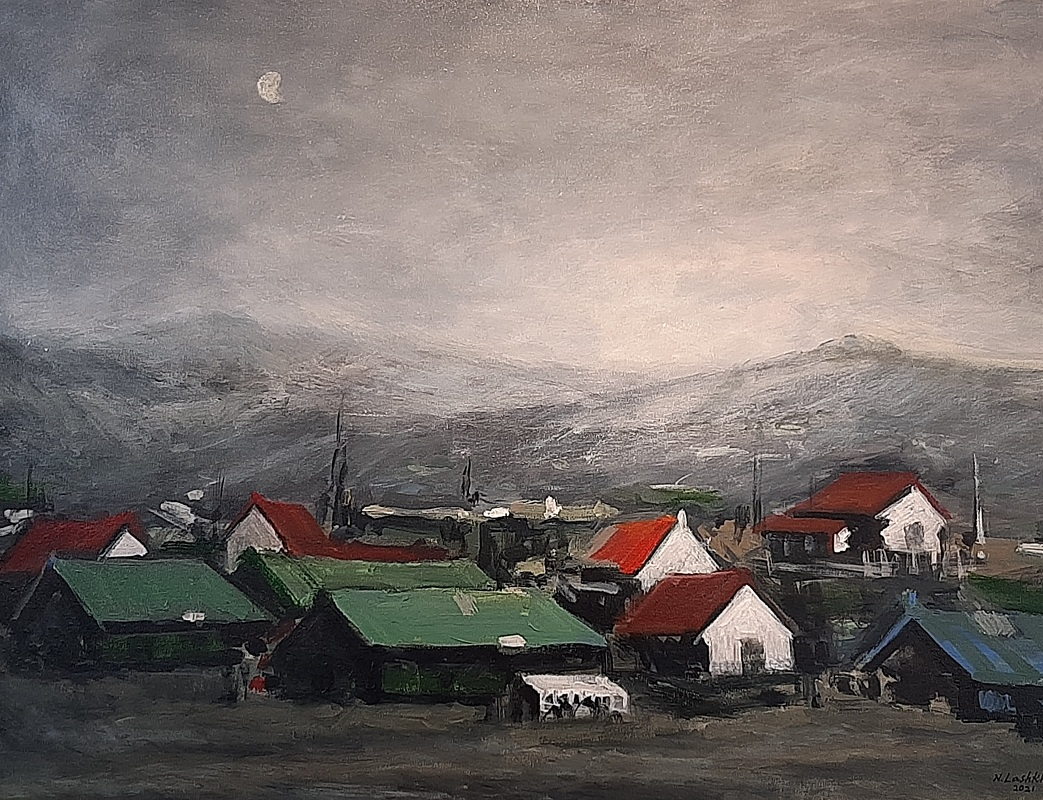 Выставка From Georgia, with love