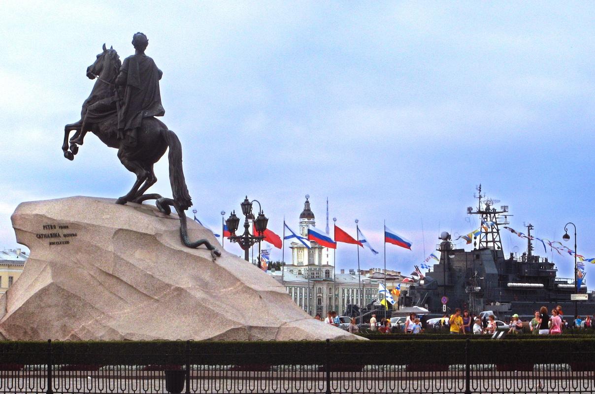день вмф парад Санкт-Петербург