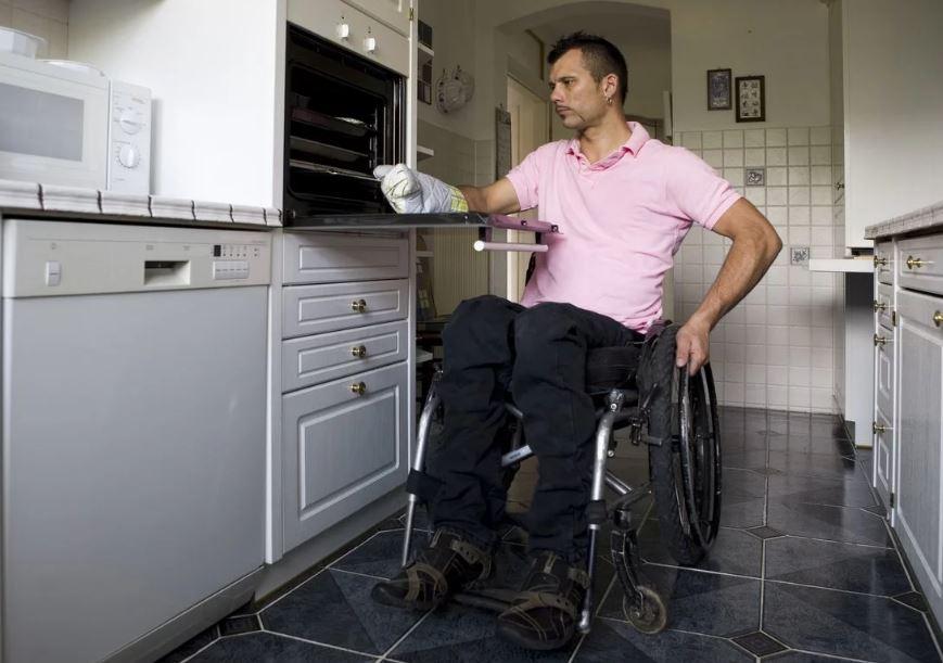 инвалид жилье