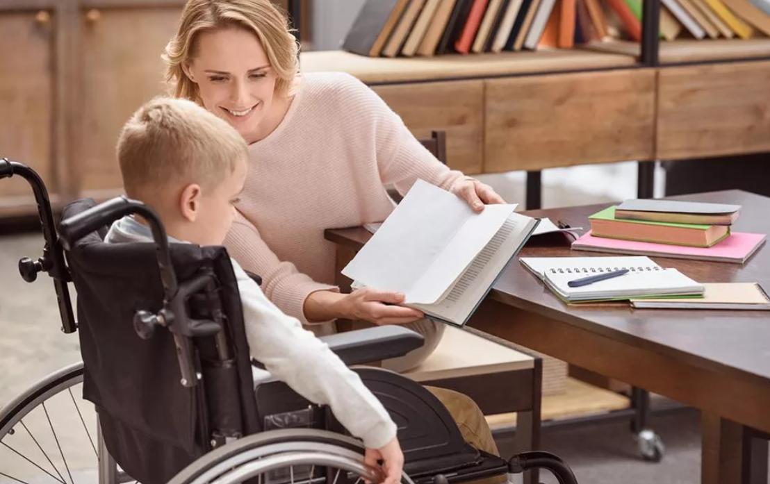 Ребёнок-инвалид семья