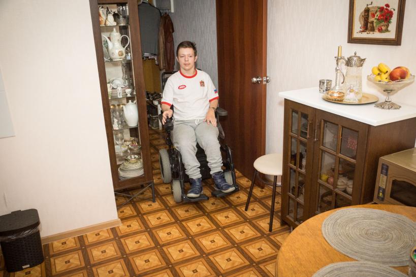 инвалиду дали квартиру