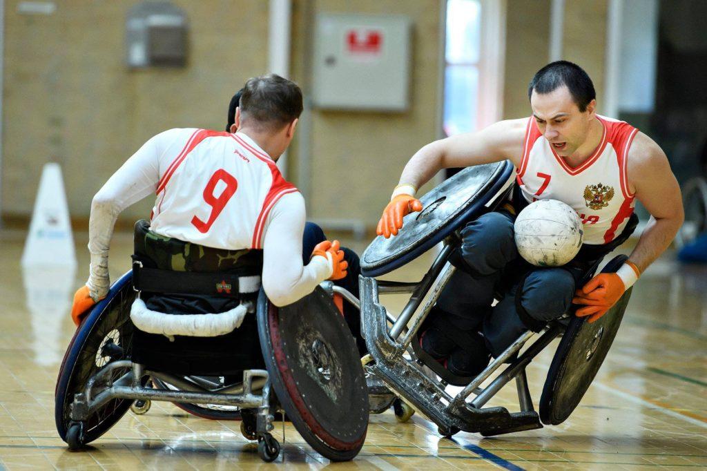 Паралимпийские игры и виды спорта, проблемы паралимпийцев.
