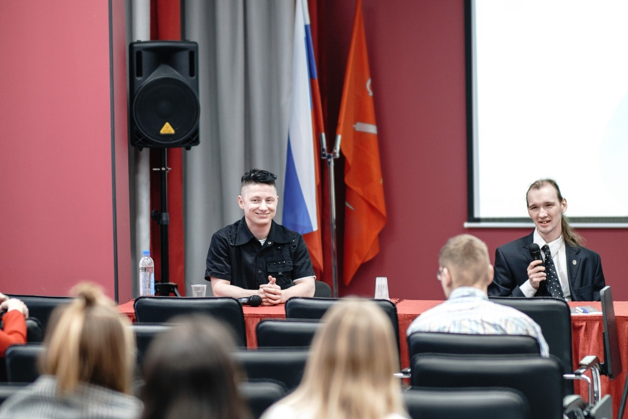 интервью Александр Меркушев