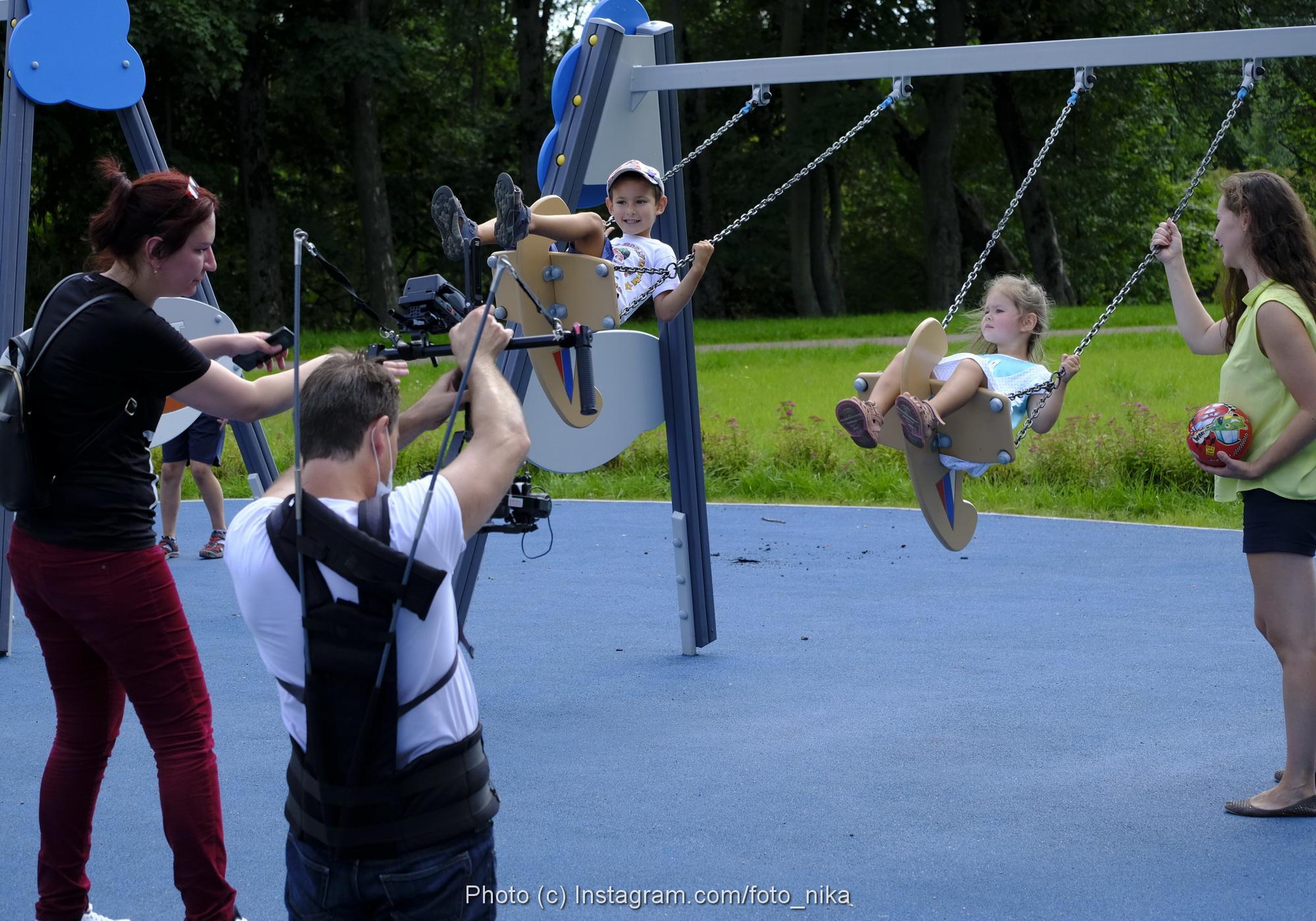 дети инвалиды видео передача