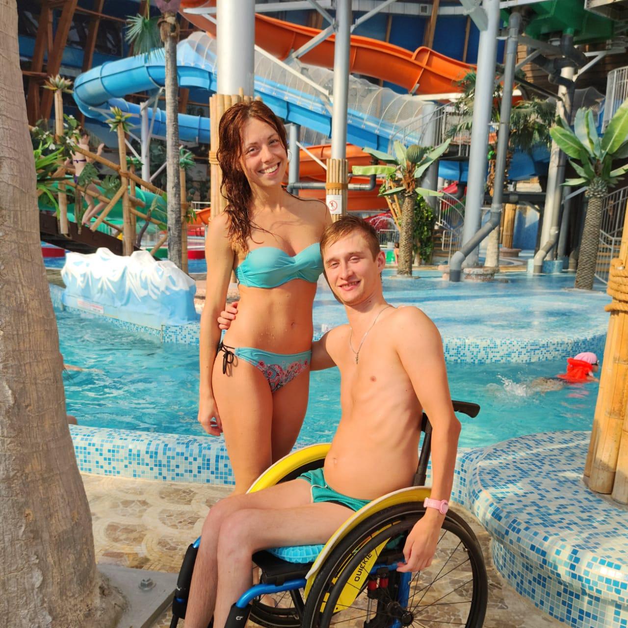 питер ленд и инвалиды