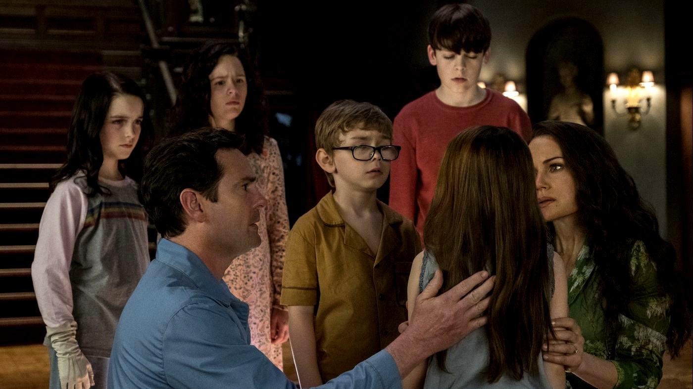 хоррор ужасы семья кино