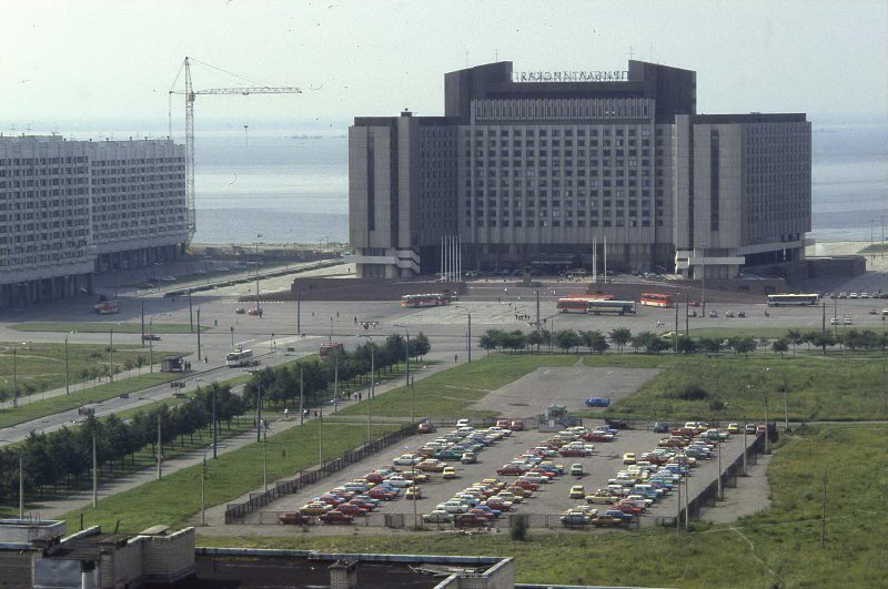 гостиница прибалтийская намыв